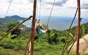 Balancoire-thailande