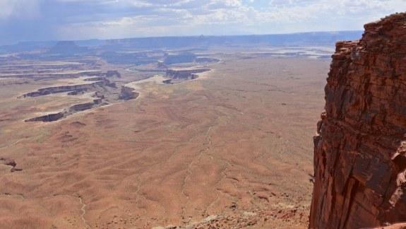 Canyon point de vue