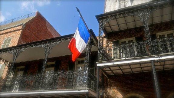 drapeau français nouvelle orleans