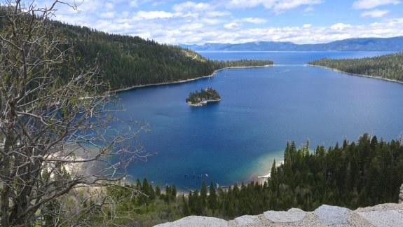 Fannette island Emerald Bay