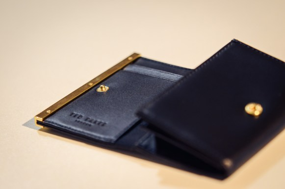 A stylish little wish come true - Wallet close-up