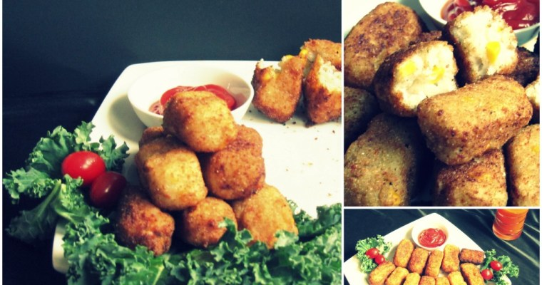 10 Snack and Appetizers from my recipe collection