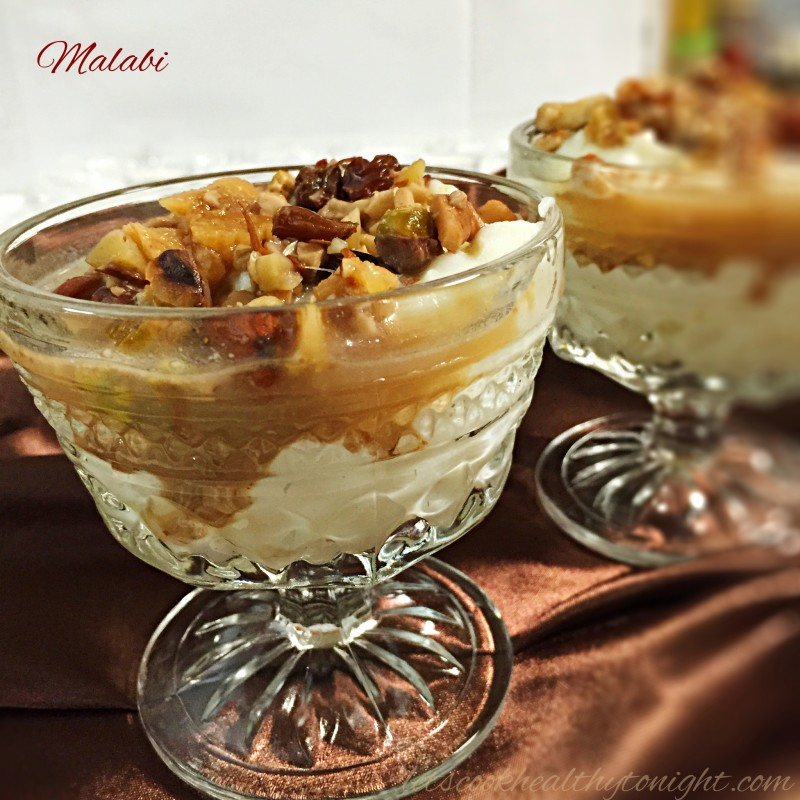 MALABI ( Milk Pudding)