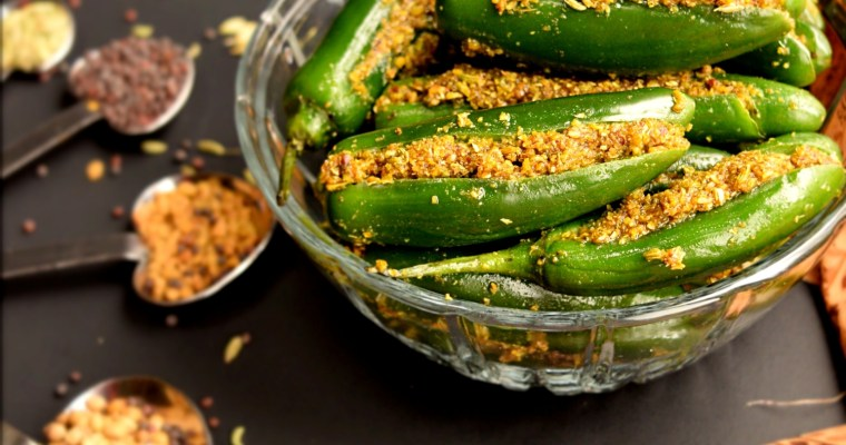 Green Chili Pickle | Hari Mirch Ka Achaar