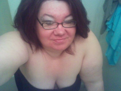 Christina in Texas loves Dogging and people playing with her 44DDD chest