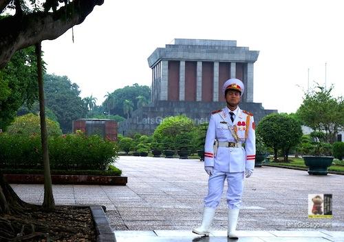 Ba Dinh Mausoleum