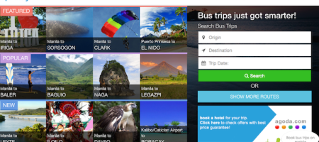Pinoy Travel Website