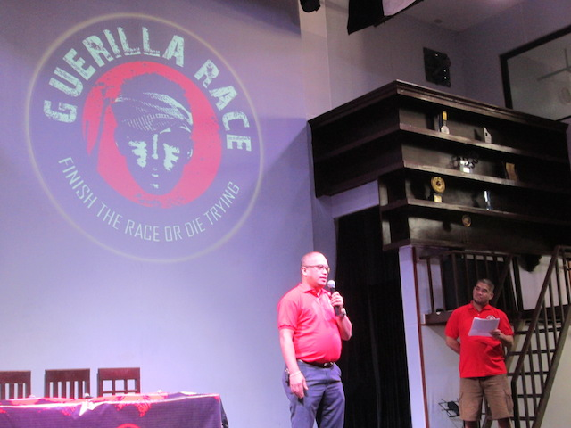 Guerilla Race 2015