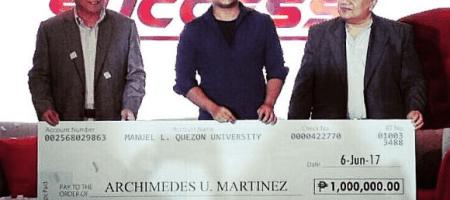 Archimedes Martinez
