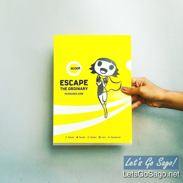 Scoot Philippines: Escape the Ordinary