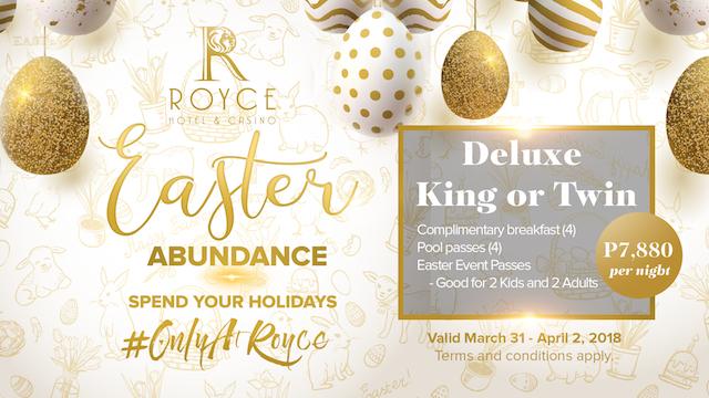 Royce Hotel Promo