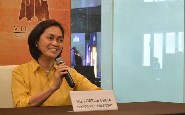 Lorelie Urcia