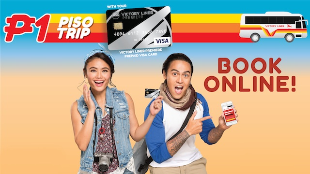 Victory Liner PISO TRIP