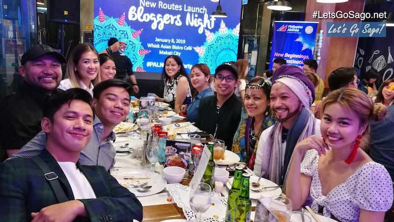 PAL Bloggers Night