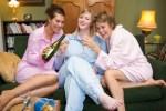 Aussie females love pyjamas in winter