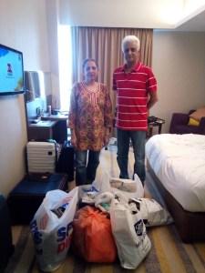 Raseek bhai & Family