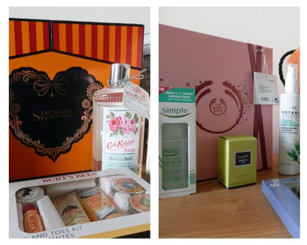 Beauty Gifts Christmas 2012