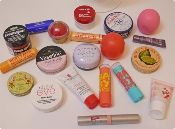 Lib balm collection