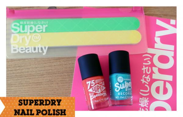 Superdry Nail Polsih