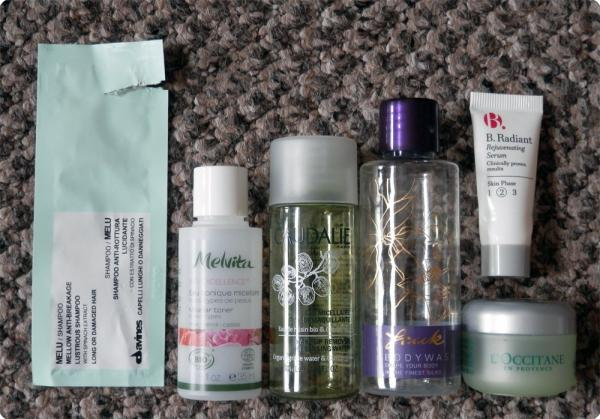 June 2013 Empties