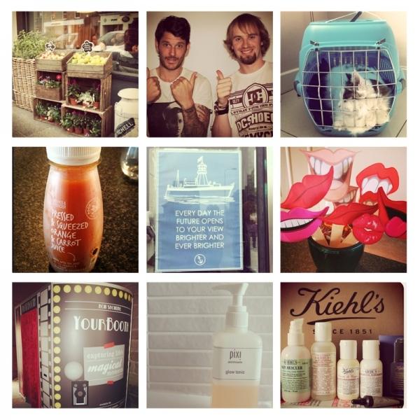 August Instagrams