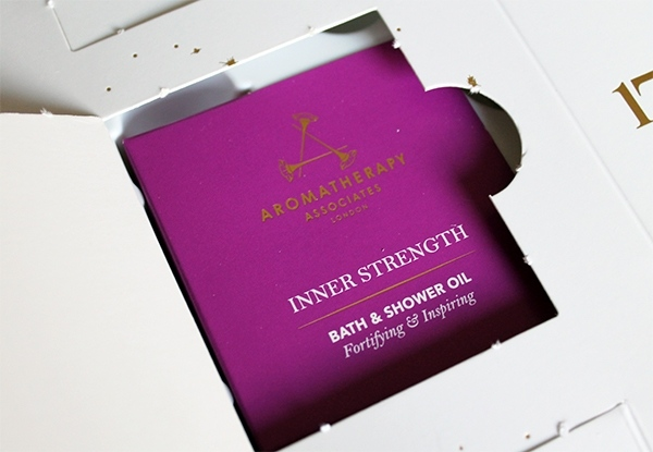 Aromatheray Associates Inner Strength