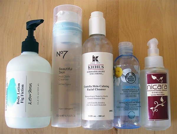Feb Empties