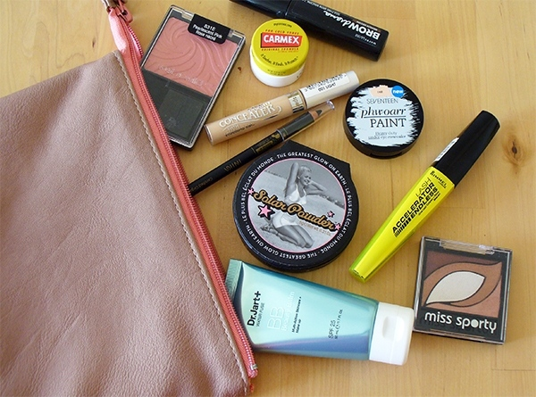 Makeup Bag Edit