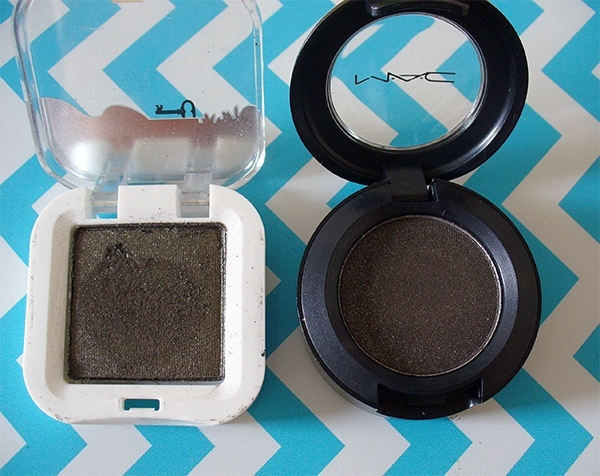Mac Eyeshadow Dupe