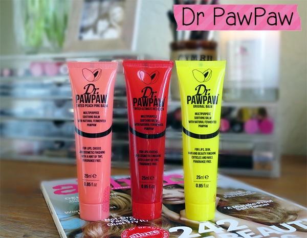 Dr PawPaw Balm