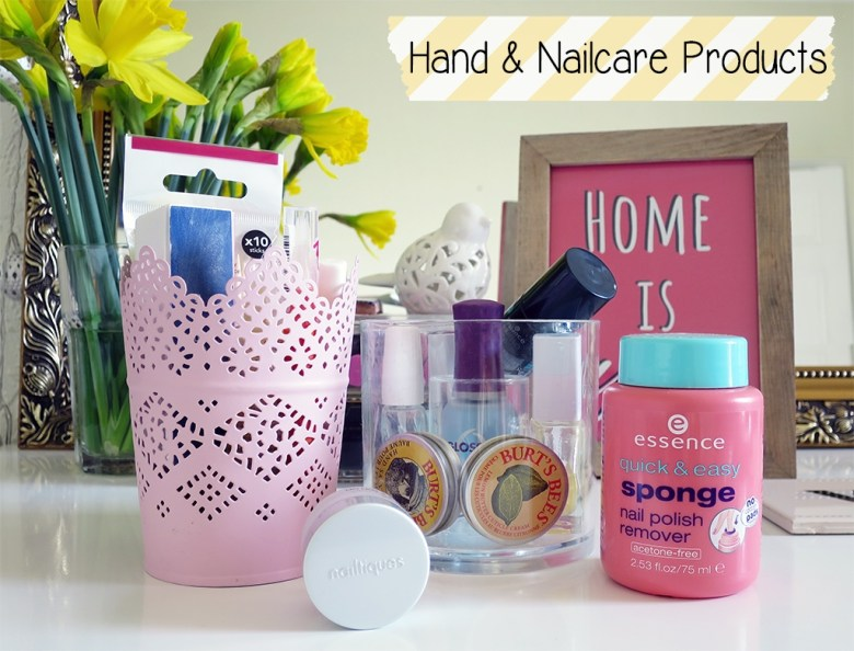 Hand & Nail care products