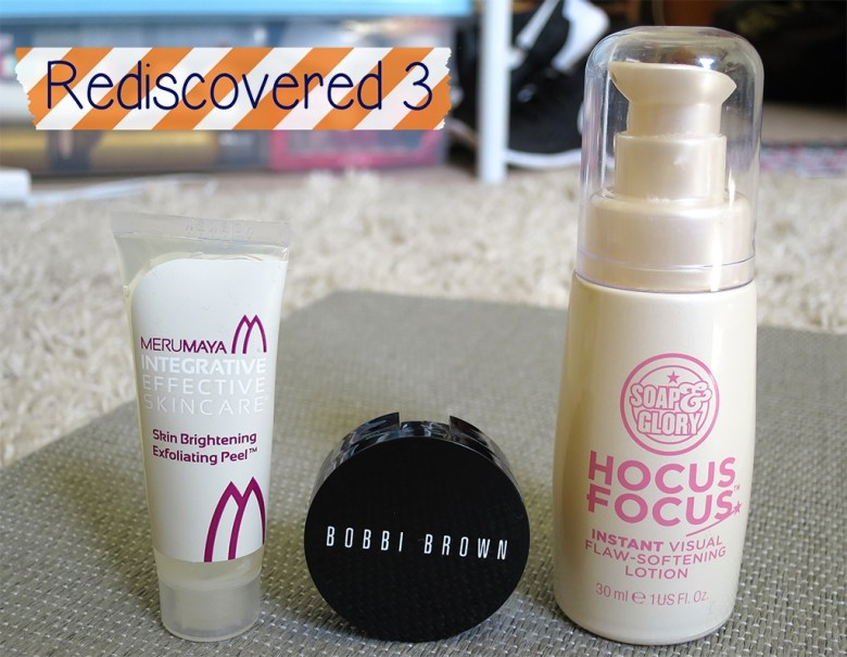 Rediscovered Products