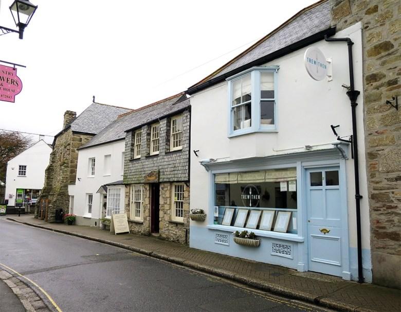 Beautiful Cornish Village