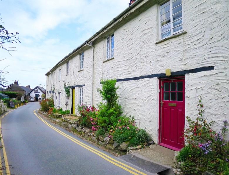 Polkerris Cottages