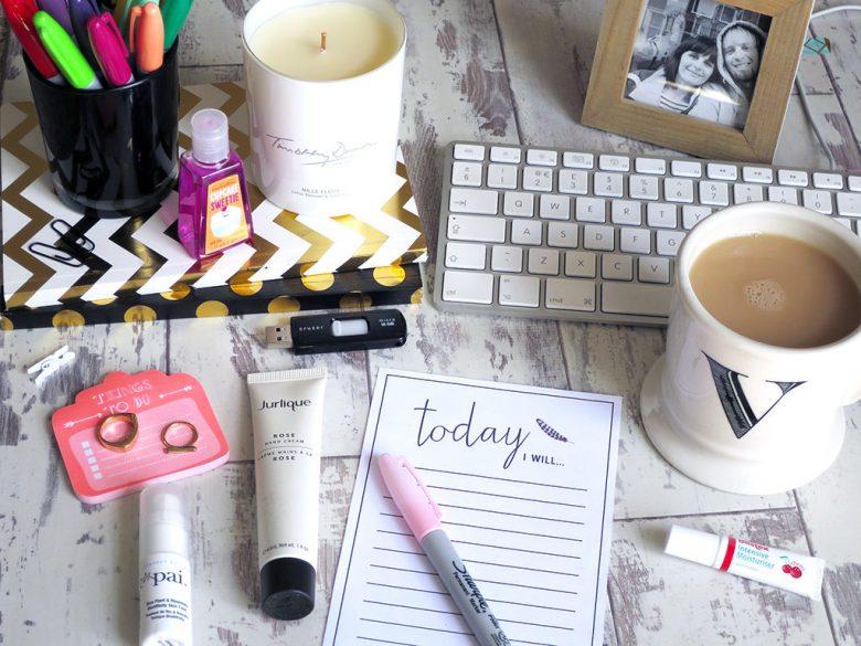 My Desk Essentials