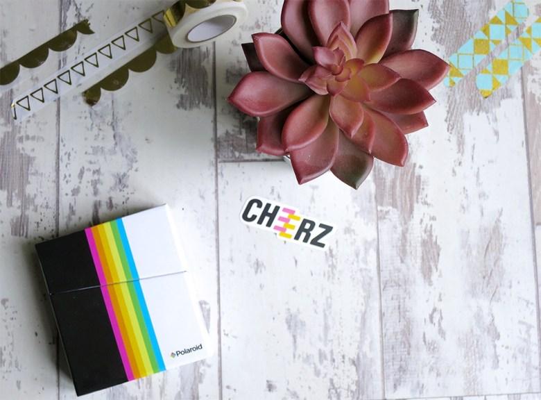 Cheerz Polaroid Prints