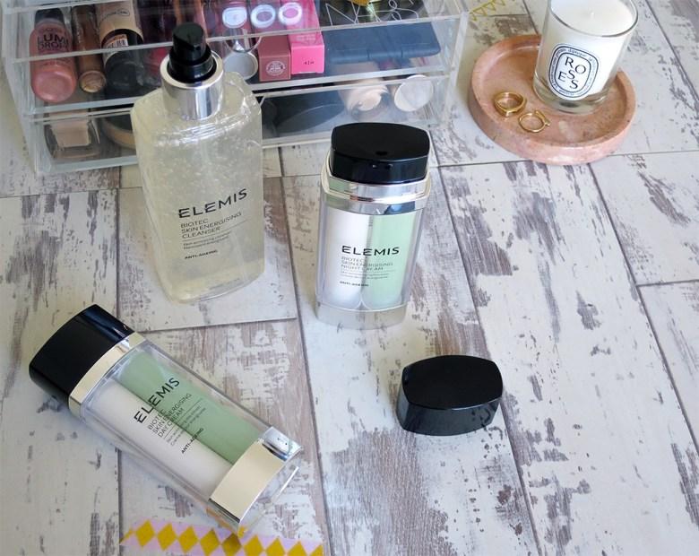 New Elemis Biotec Skincare