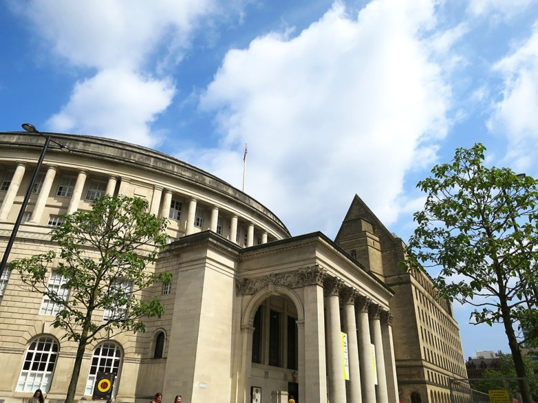 Manchester City Library
