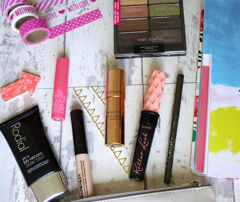 Shopping My Makeup Stash June 2016