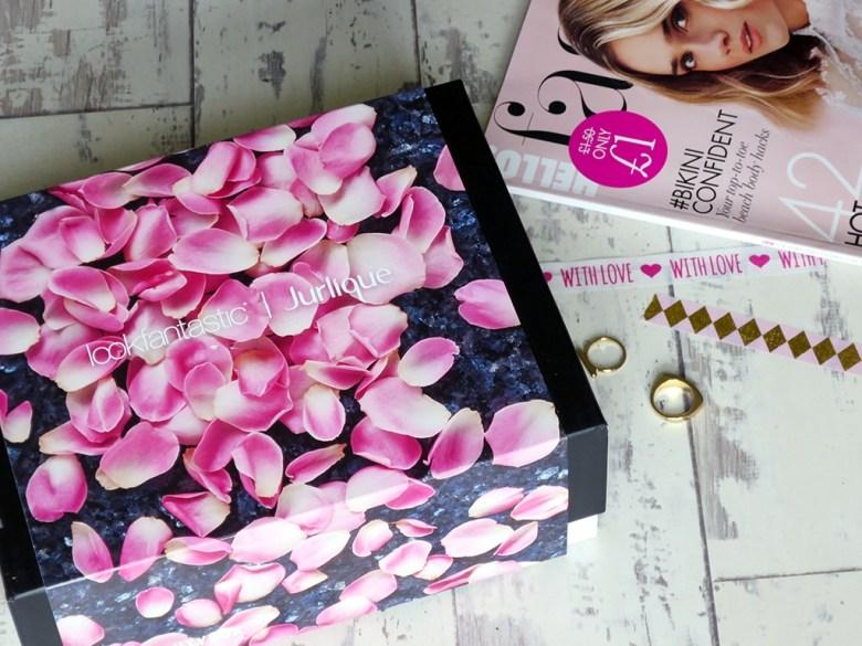Jurlique Look Fantastic Beauty Box