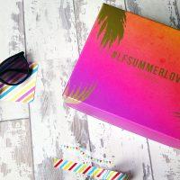 Look Fantastic Summer Lovin Beauty Box July 2016
