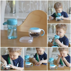 Oxo Tot Baby & Toddler Product Review & Giveaway
