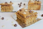 NO NUTS: Peanut Butter Chocolate Oatmeal Bars Recipe