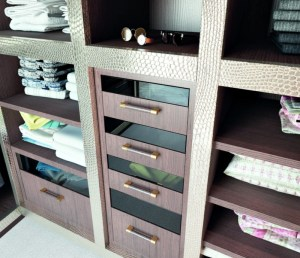 Home project: Wardrobes