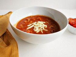 Spanish Chicken and Rice soup a easy family recipe