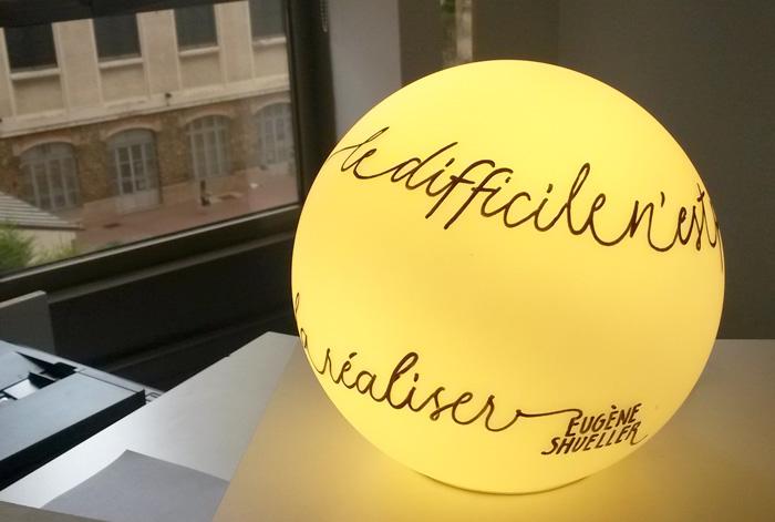 Lampade da tavolo personalizzate - Idee regalo