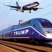 How I Embraced the Trump Train