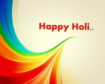 Colourful holi wallpaper