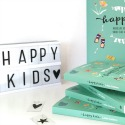 happy kids boek lobke