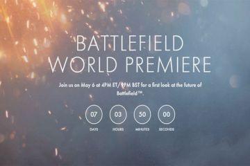 Bir Battlefield oyunu yaklaşıyor!